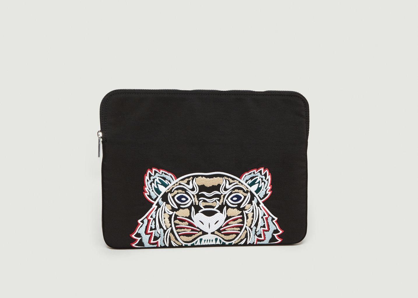 68d26f38781 Tiger Laptop Sleeve Black Kenzo Paris | L'Exception