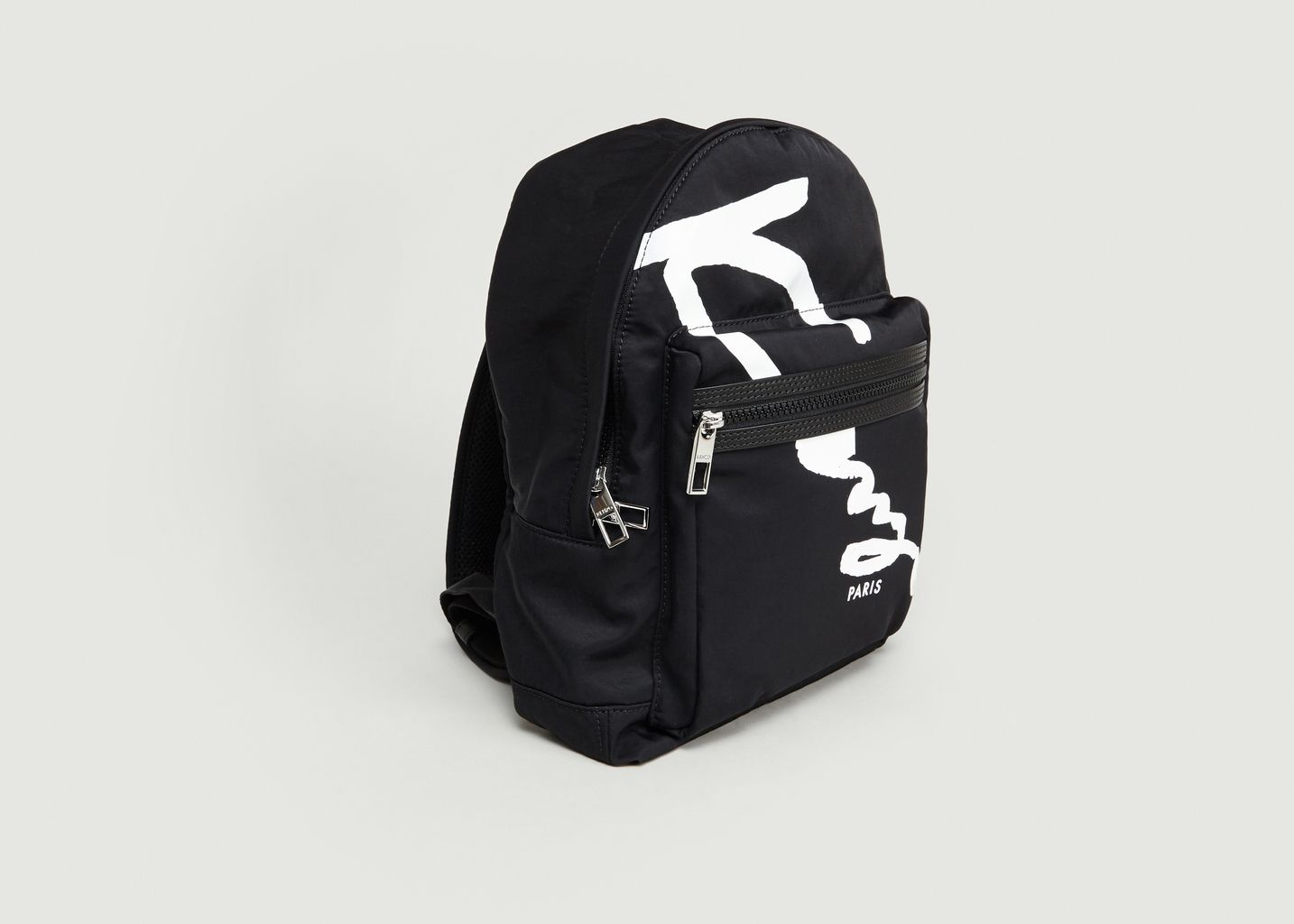 Signature Kenzo Backpack Black Lexception Bacpack