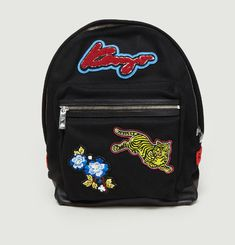 Tigre Patch Backpack