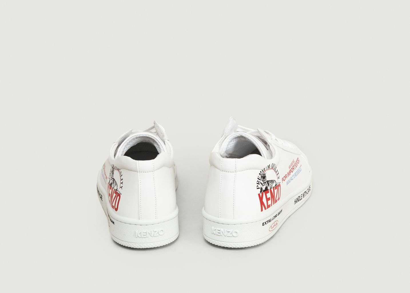 Sneakers Tennix Tiger Rice Bag - Kenzo