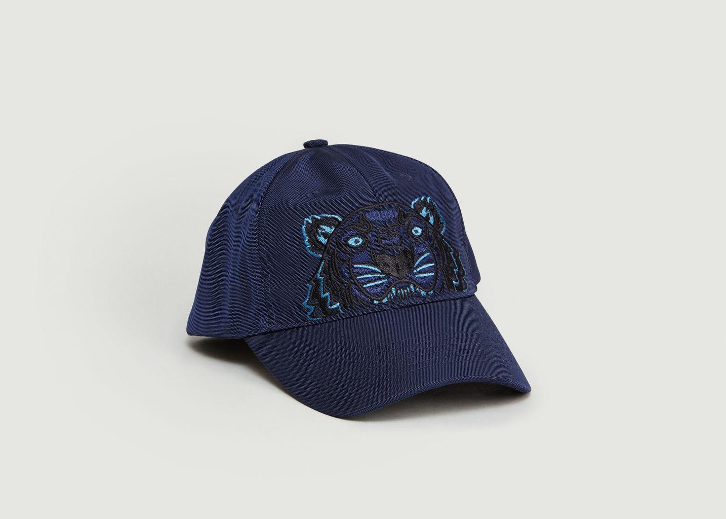 Casquette Canvas Tigre Bleu Marine Kenzo   L Exception 9ec32dd6959