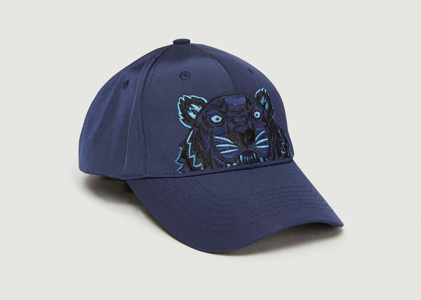 Casquette Tigre Bleu Marine Kenzo   L Exception 70bb22ee031
