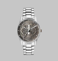 Steel Tiger Watch