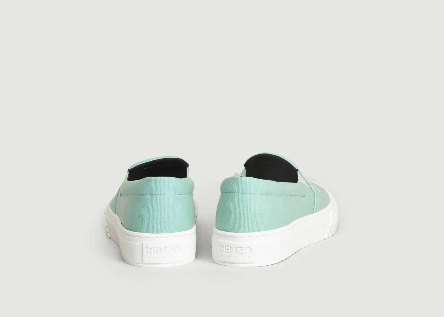 Sneakers slip-on tigre brodé K-Skate - Kenzo
