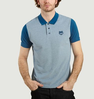 Polo Tiger Crest Tonal Crest