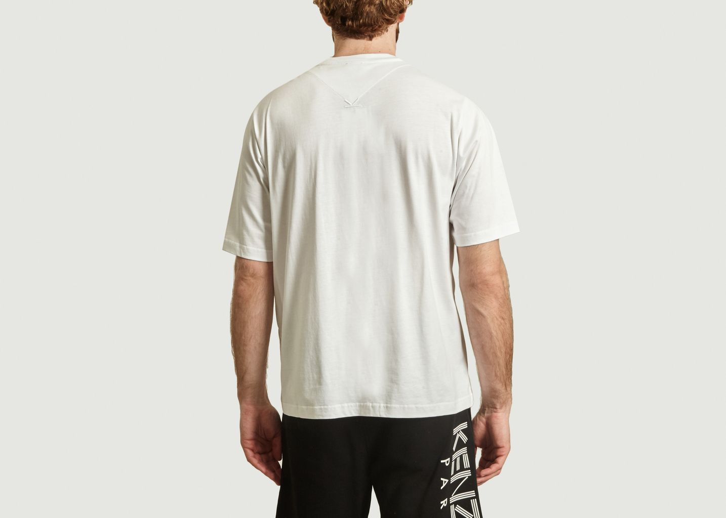 T-Shirt Ample Logotypé - Kenzo