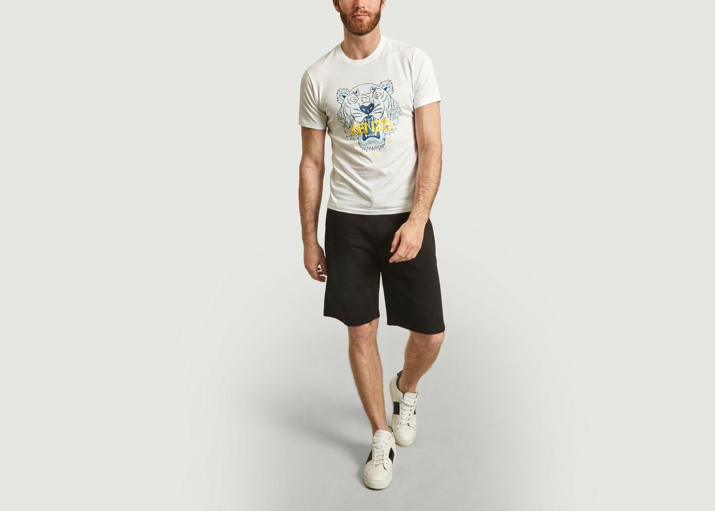 T-Shirt Slim Fit Tigre - Kenzo