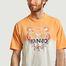 matière T-shirt Dip Dyz  - Kenzo