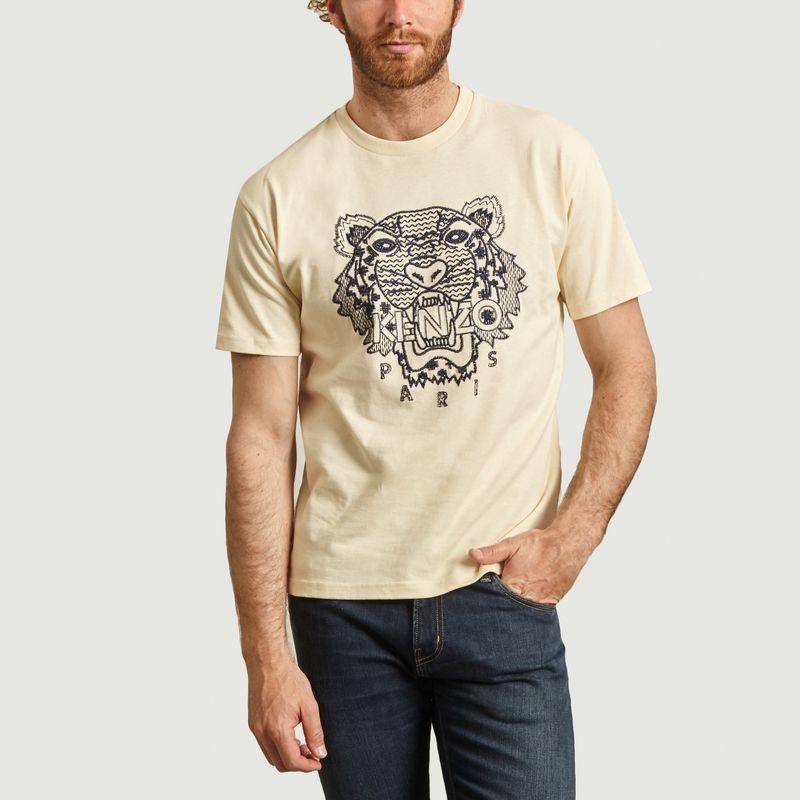 T-shirt Tigre 'Ikat' - Kenzo