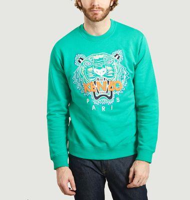 Sweatshirt Tigre