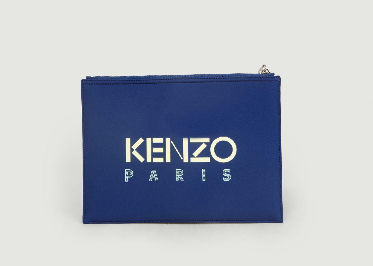 Pochette Format A4 Néoprène Tigre - Kenzo