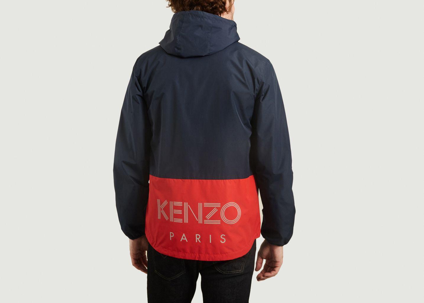 Coupe-vent Réversible Fishnet - Kenzo