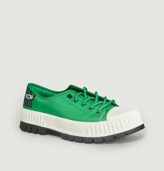 Pallashock Low Sneakers Kenzo x Palladium