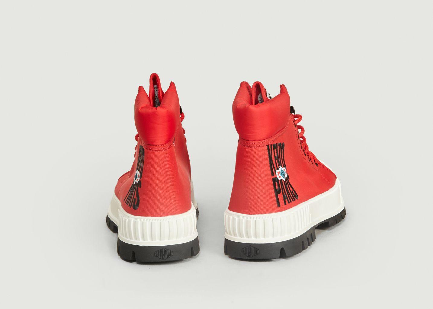 Sneakers Montantes Pallashock Kenzo x Palladium - Kenzo