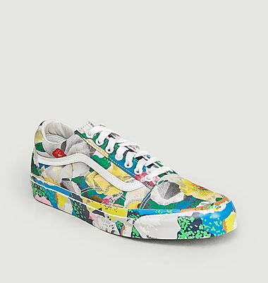 Sneakers Old Skool Tulipes Vans x Kenzo