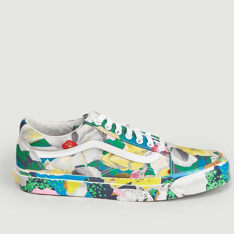 Sneakers Old Skool Tulipes Vans x Kenzo - Kenzo