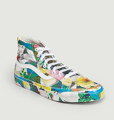 Sneakers SK8-Hi Tulipes Vans x Kenzo