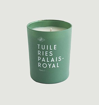Tuileries Palais Royal Candle Paris II