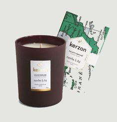 Tea & Mint Candle