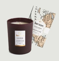 Almond & Honey Candle