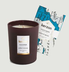 Amber & Spices Candle