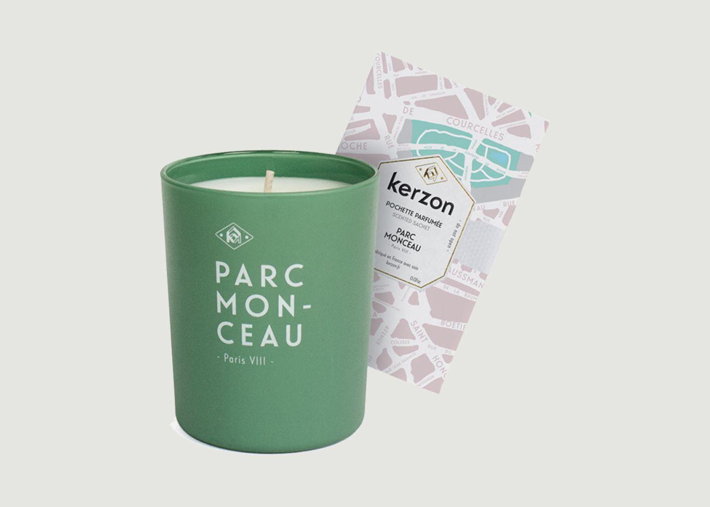 Bougie Parc Monceau Paris VIII - Kerzon
