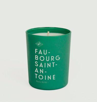 Faubourg Saint-Antoine Paris XI/XII Candle