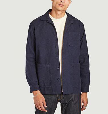 Ormiston cotton overshirt