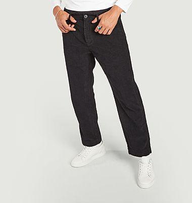 Pantalon en velours côtelé Aberlour
