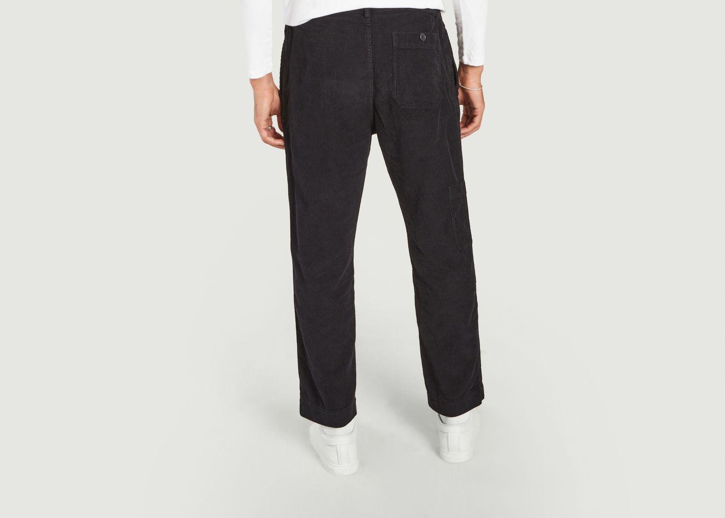 Pantalon en velours côtelé Aberlour - KESTIN