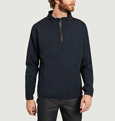 Sweatshirt Crieff zippé