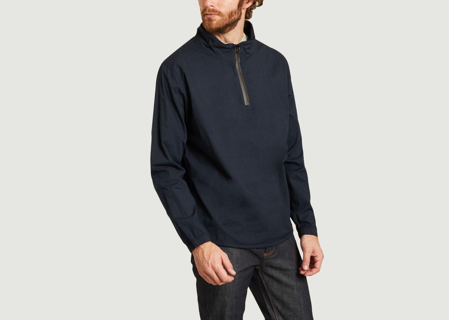 Sweatshirt Crieff zippé - KESTIN