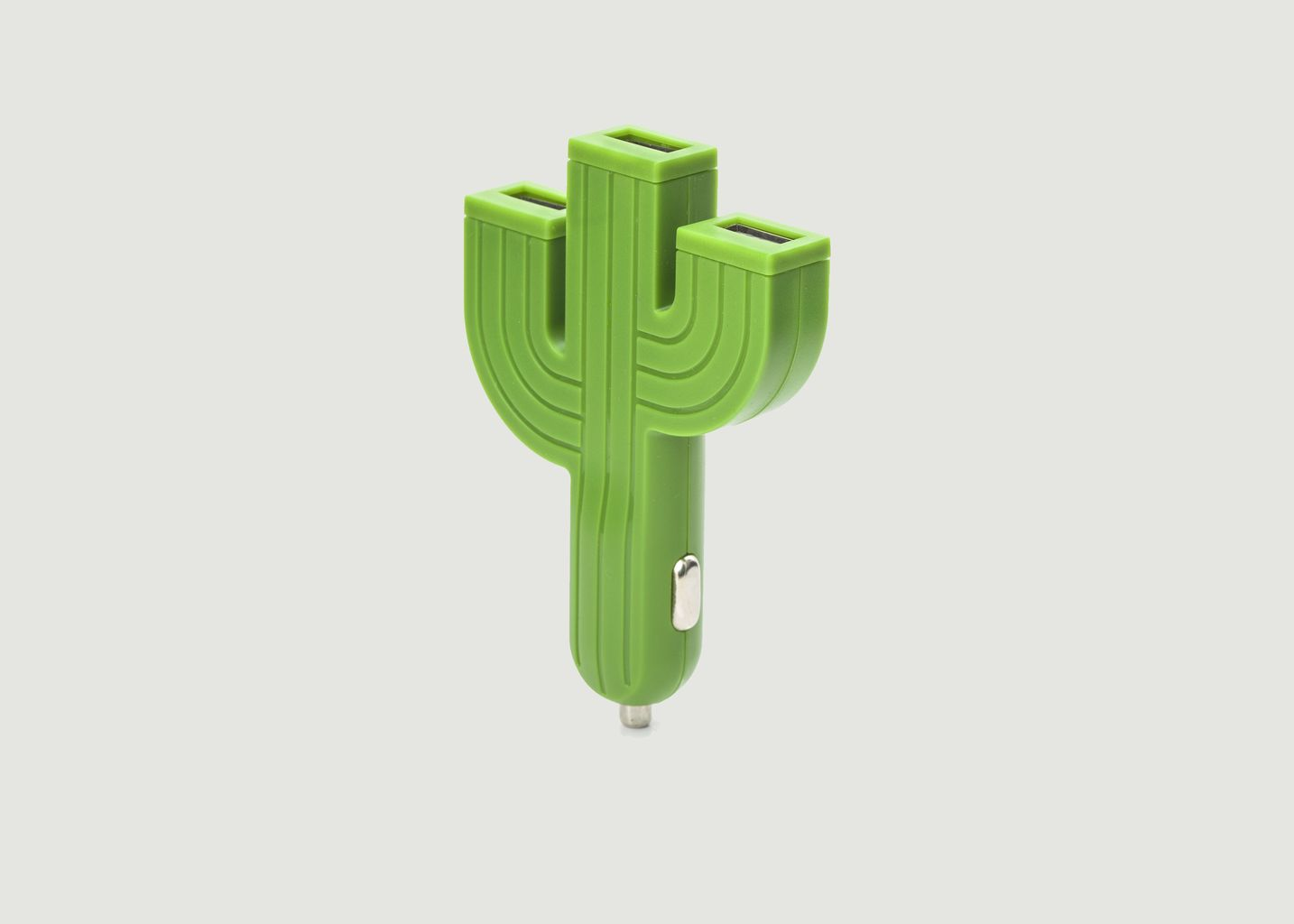 Allume cigare Cactus prise USB chargeur - Kikkerland