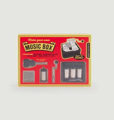 Kit Boîte à Musique à Assembler