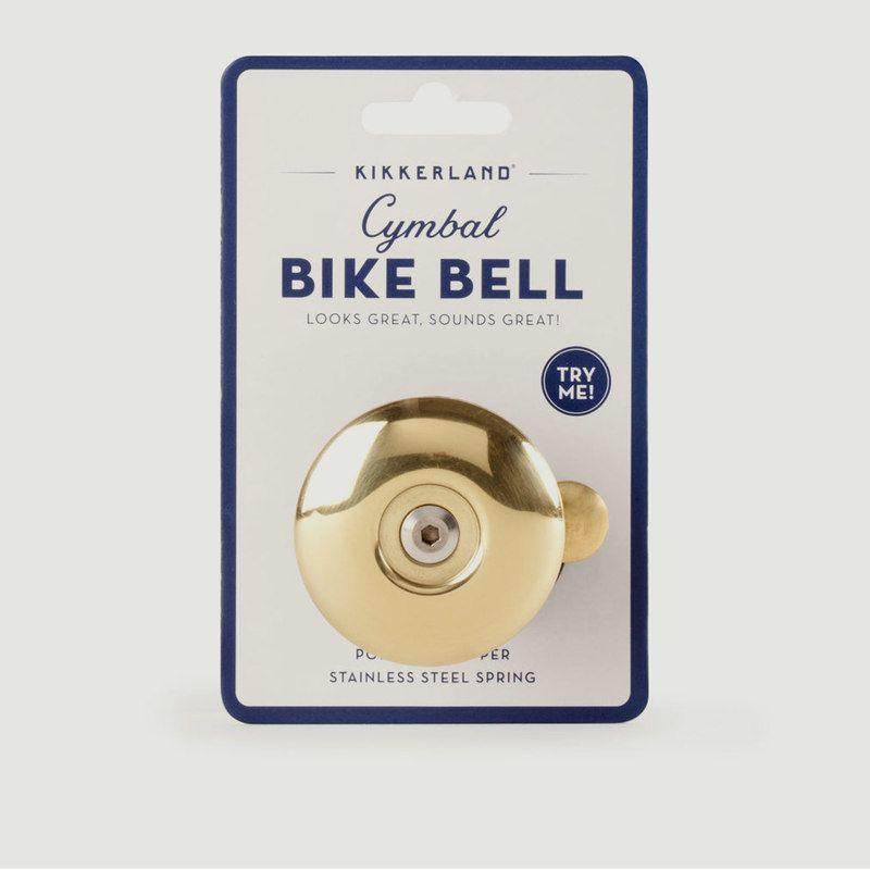 Sonnette A Vélo Cymbale - Kikkerland