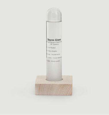 Baromètre Storm Glass