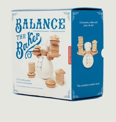 Jeu En Bois Balance The Baker