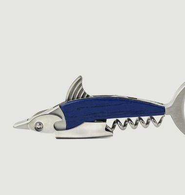 Tire-Bouchon Marlin Bleu