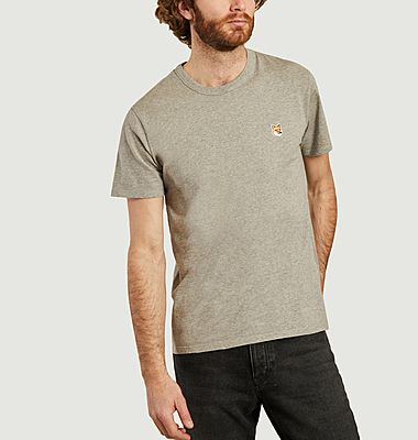 Classic Fox Head patch T-shirt