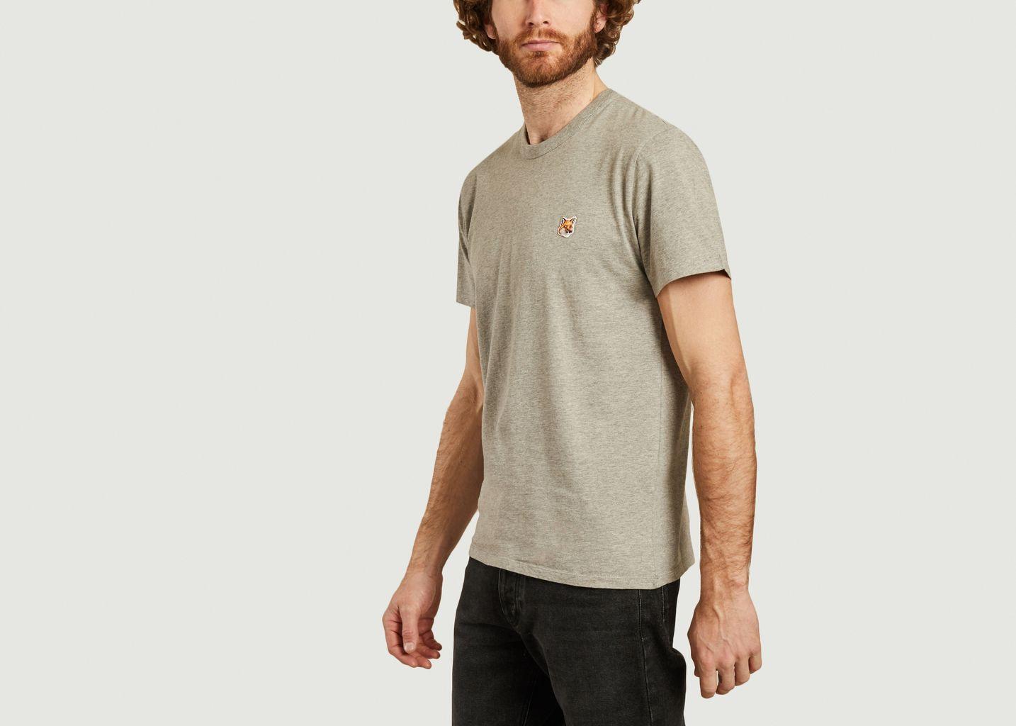 T-shirt classique Fox Head patch - Maison Kitsuné