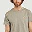 matière T-shirt classique Fox Head patch - Maison Kitsuné