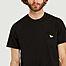 matière Fox Profile patch T-shirt - Maison Kitsuné