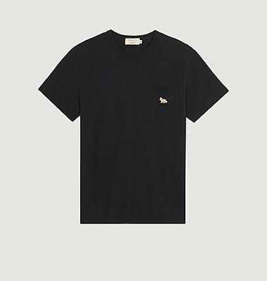T-shirt Fox Profil patch