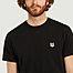 matière T-shirt classique Fox Head - Maison Kitsuné