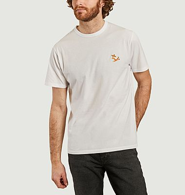 T-shirt classique Chillax Fox Patch