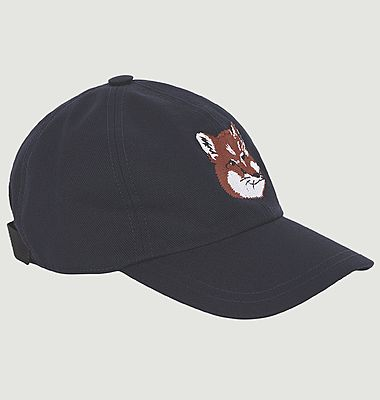 Casquette brodée large Fox Head 6P
