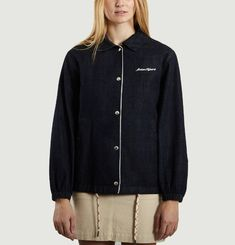 Bertil Denim Jacket