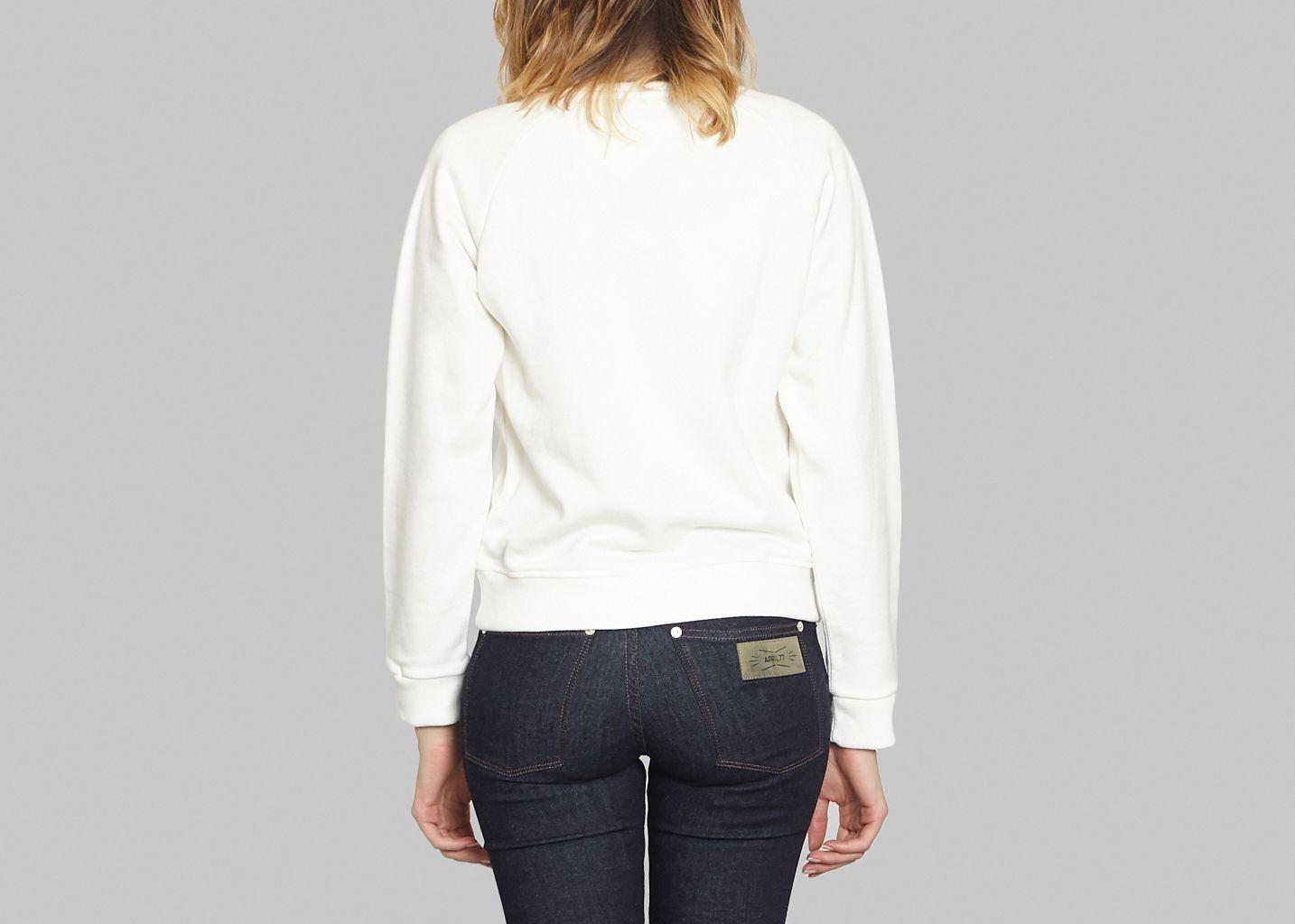 Parisienne Sweatshirt - Maison Kitsuné