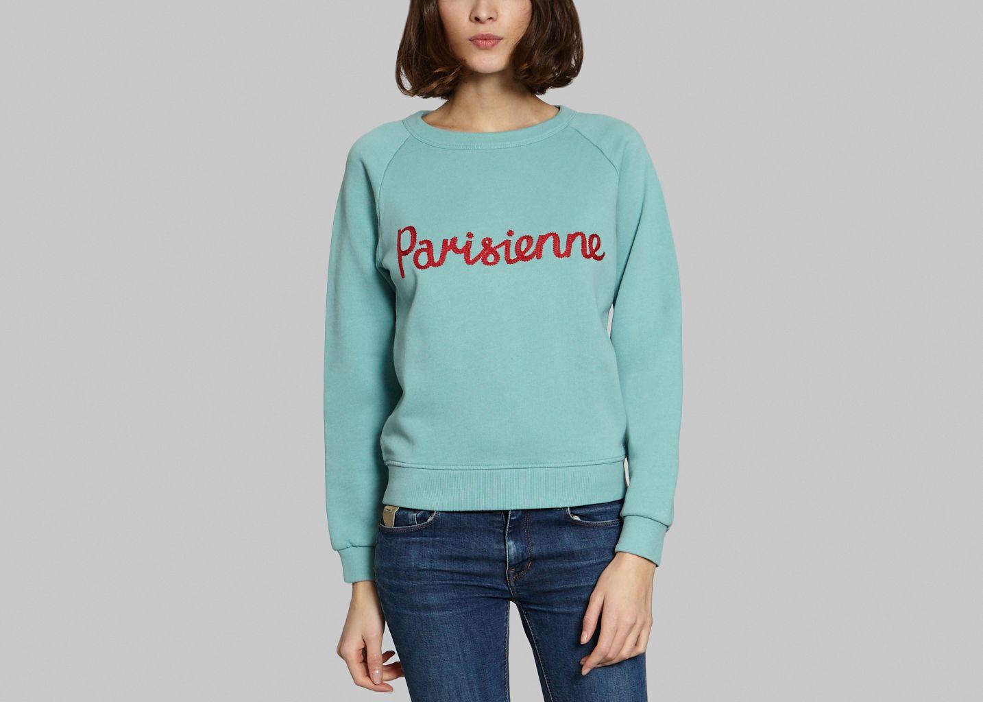 Parisian Sweatshirt - Maison Kitsuné