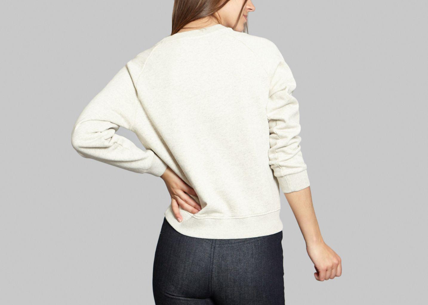 Sweatshirt Parisienne - Maison Kitsuné